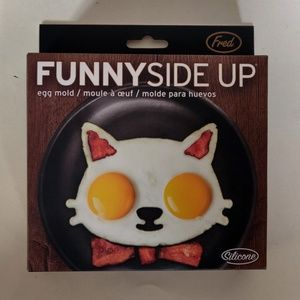 Other - Fred Funny Side Up Cat Egg Mold